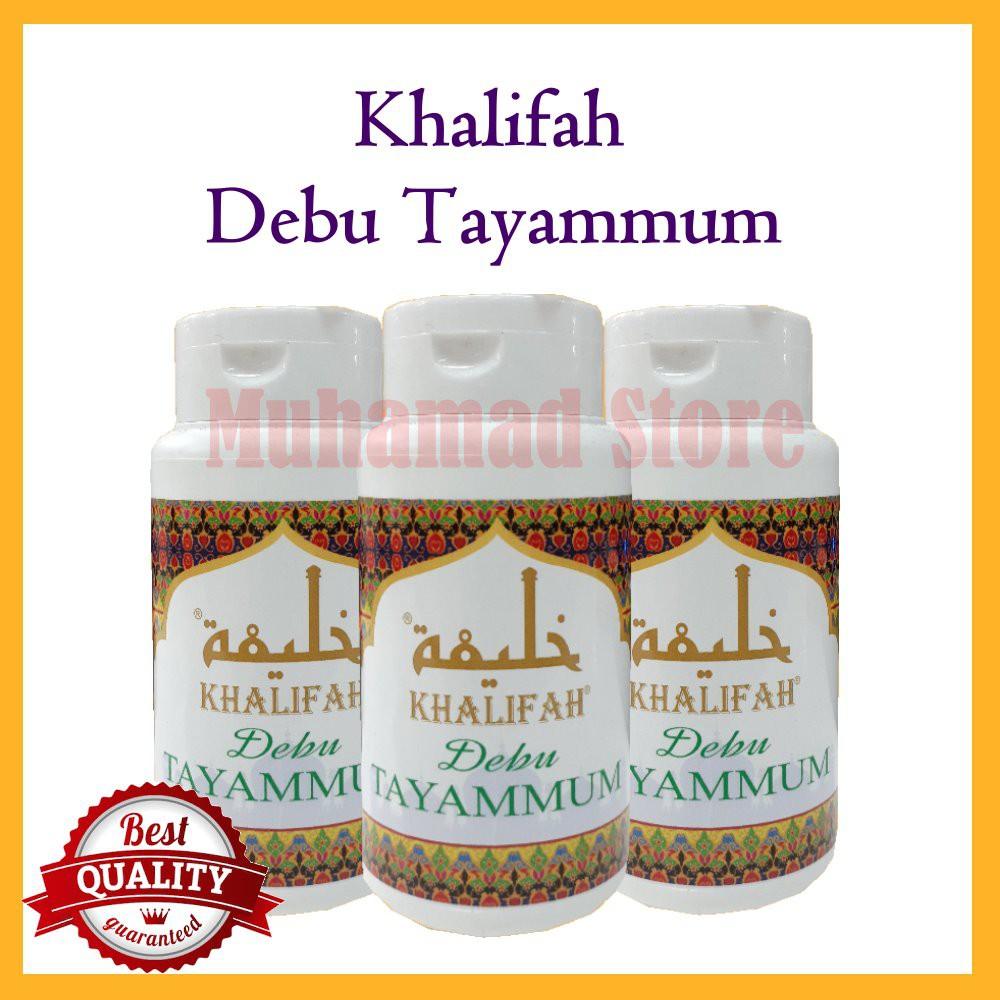Khalifah Debu Tayammum 90gram