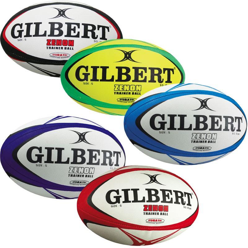 Gilbert Zenon Trainer Rugby Ball