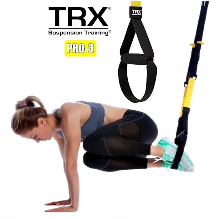 TRX P3 Training Pro 3 Suspension Training Kit Commercial Grade