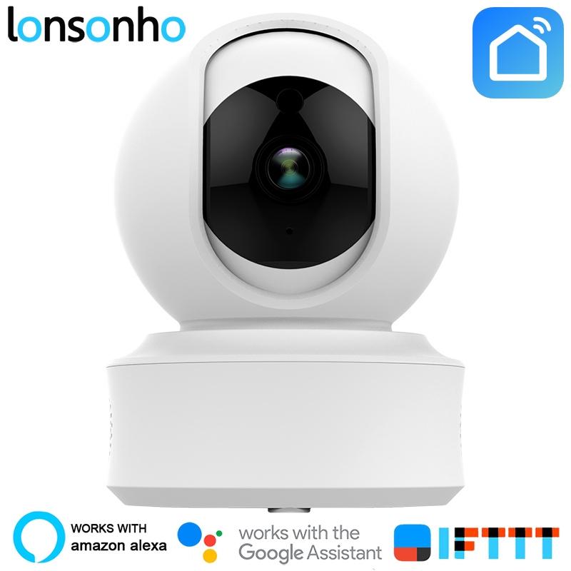 Smart Wifi IP Camera Wireless Smart Home Security