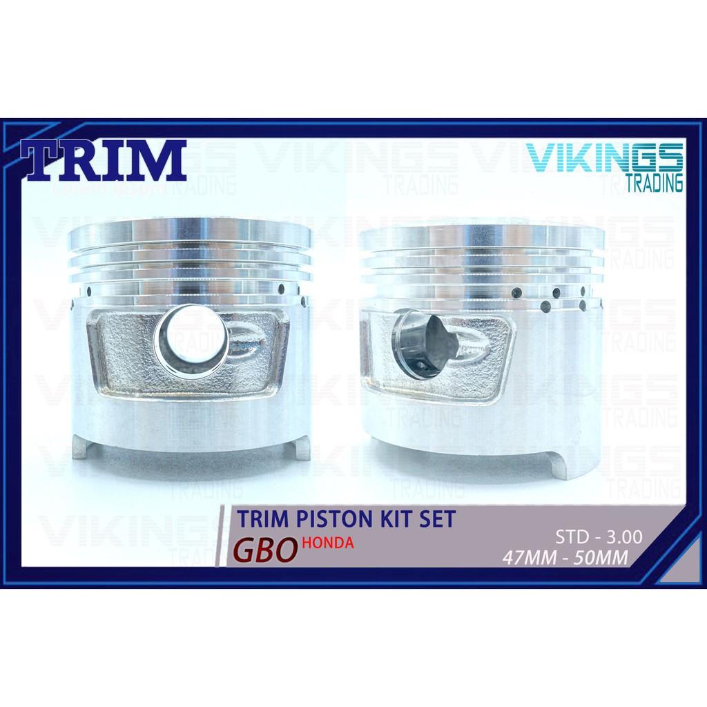 GBO TRIM PISTON Honda GBO piston 47mm STD-3.00