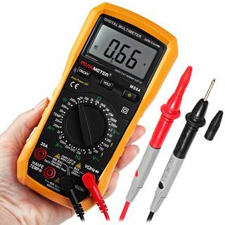 Digital Multimeter AC DC Voltage Current Resistance Capacitance F. like: 1 .