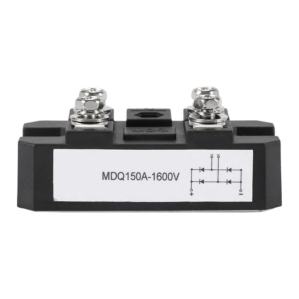 Durable SQL150A 1000-1600V 150A Bridge Rectifier Module 3-Phase Diode FRRA UK