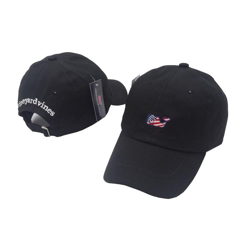 e7683f8a6 Vineyard Vines Korean style Women Men Baseball Snapback Hats Hip Hop Caps