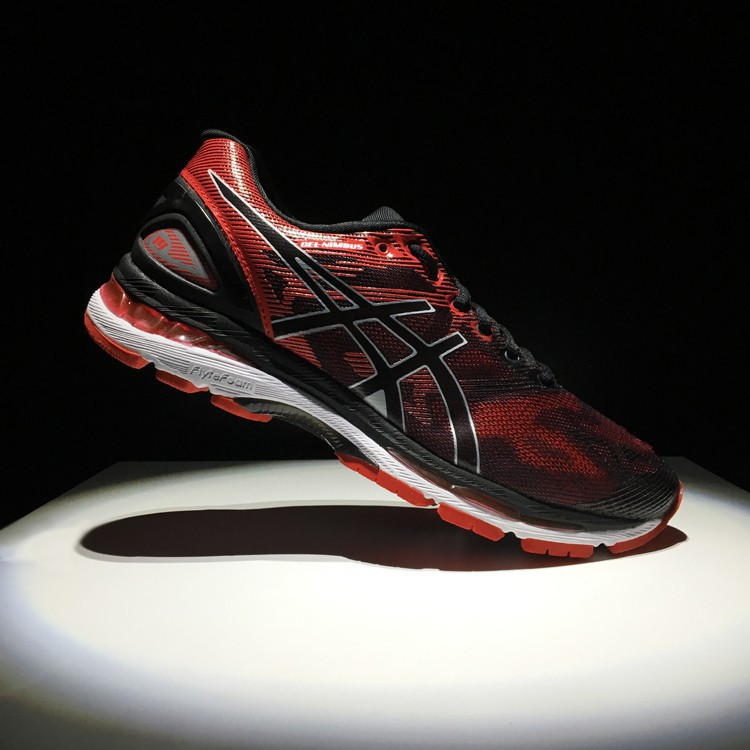 reputable site 2b096 75eac 4 colors ASICS GEL-NIMBUS 19 air cushion stable running shoes men shoes  T750N