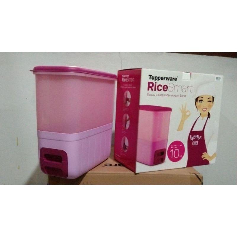 Tupperware rice smart - rice dispenser 10kg