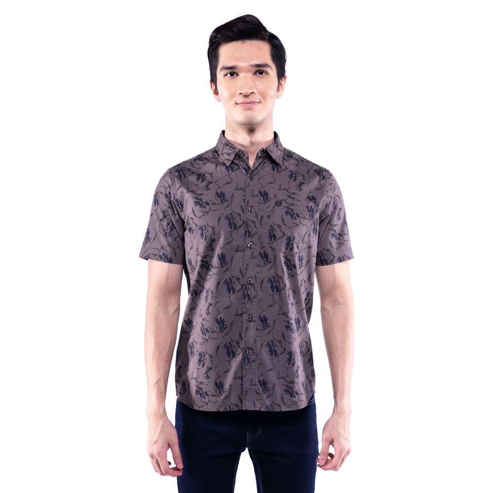 Rav Design 100% Cotton Woven Shirt Short Sleeve |RSS31443202
