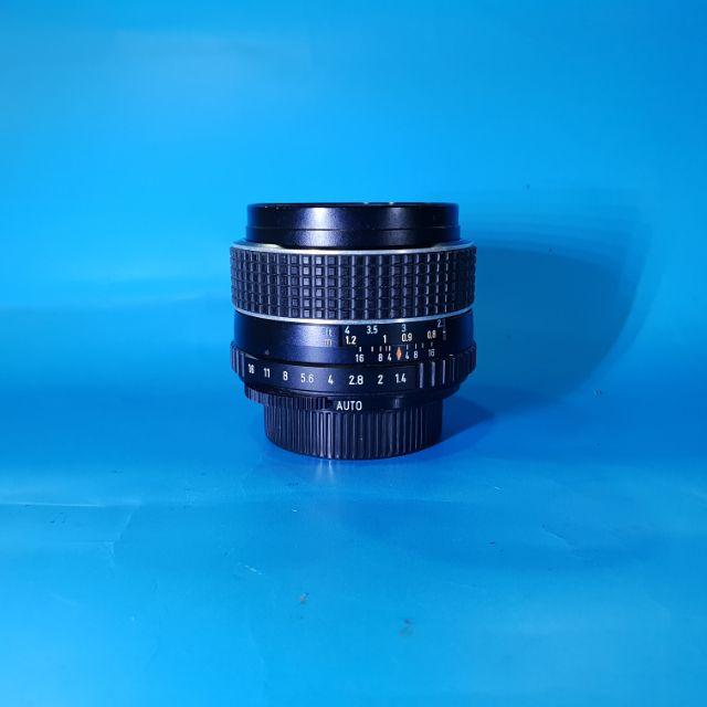 Used lens Takumar 50mm f1 4 for Sony Nex  SHARP LENS!!