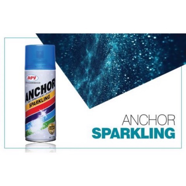 ANCHOR SPRAY PAINT ( SPECIAL COLOR **) 400ML