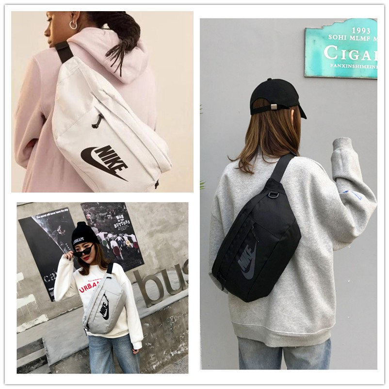 Nike Tech Hip Pack Waist Bag Chest Bag Large Casual Shoulder Crossbody Bag Shopee Malaysia