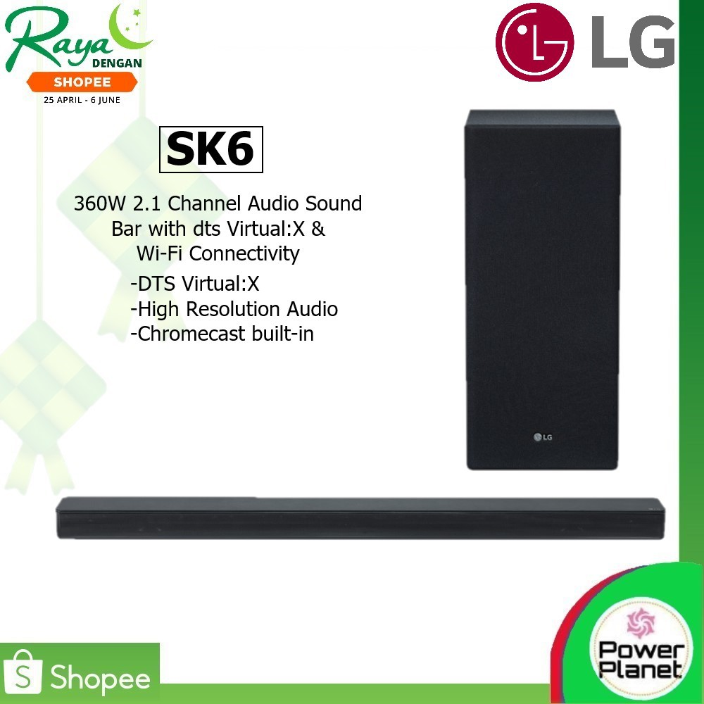 584023d33ef LG LHD427 Home Theater 330W 5.1Ch | Shopee Malaysia