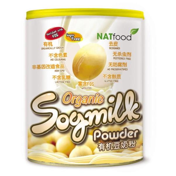 NATfood Organic Soymilk Powder 800g