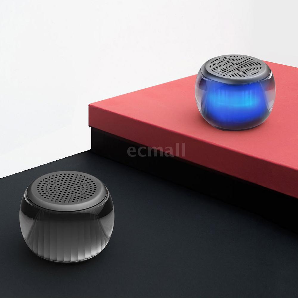 Ecmall Xiaomi Velev TWS Lighting BT Speaker Interconnected Stereo BT5.0 LED Rhythm Lighting Music Player Sound Amplifier