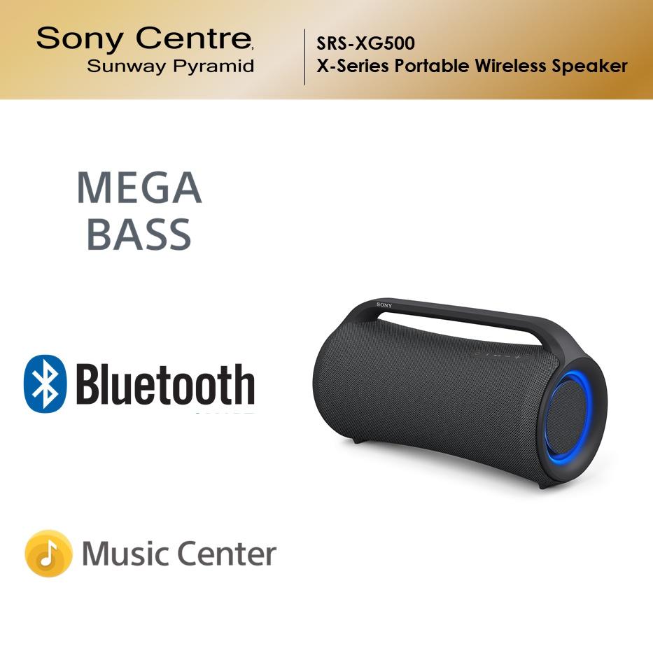 SONY XG500 X-Series SRS-XG500 Portable Wireless Speaker