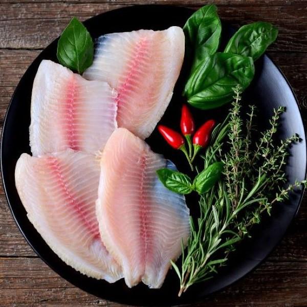 Tilapia Fish Fillet, ±200g (Penang Only)