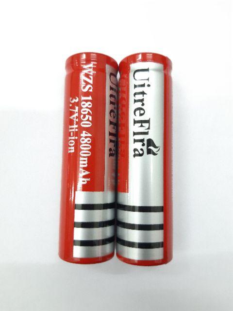 (READY STOCK)Ultra Fire battery 18650 3.7v battery li-ion