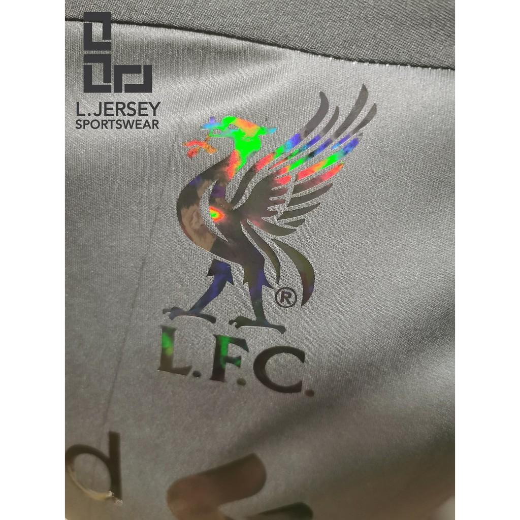 Liverpool Men Limited Blackout Edition Season 19/20 Fans Jersey