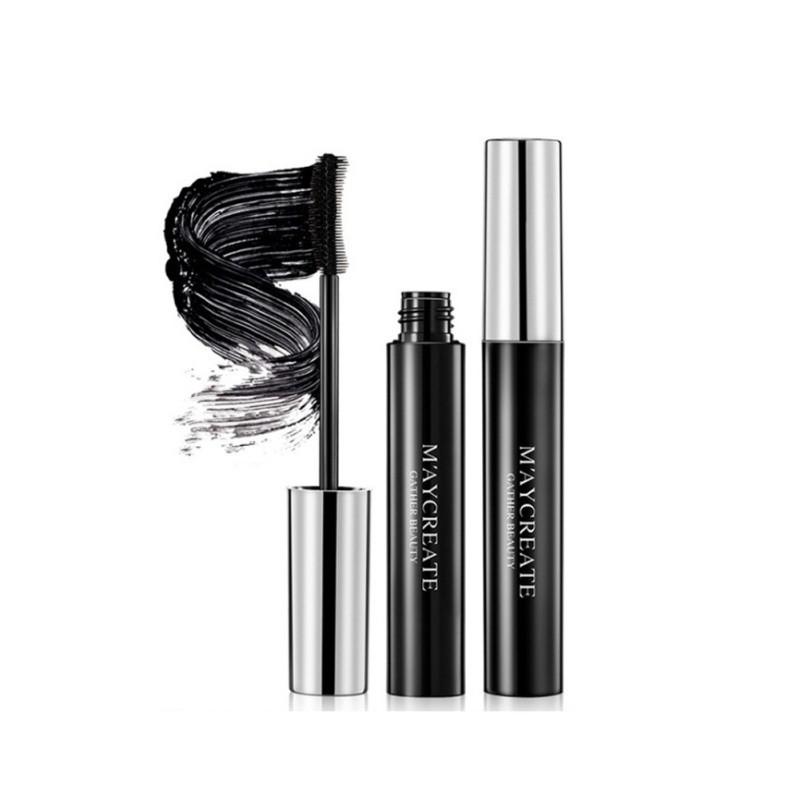 Top-Waterproof Mascara Achieve Long And Thick Eyelashes Eyes Makeup