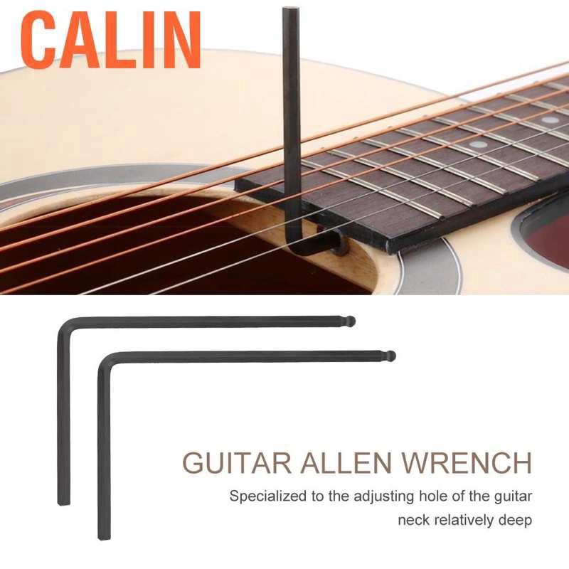Practical Guitar Truss Rod Wrench Hex 4mm Ball End Acoustic Guitars Repair Maintenance Kit