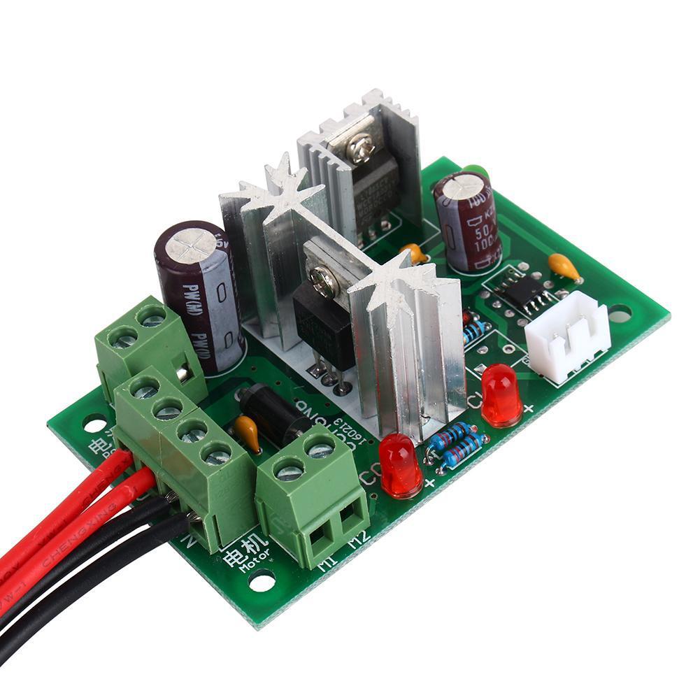 Dc Motor Reversing Circuit Circuit