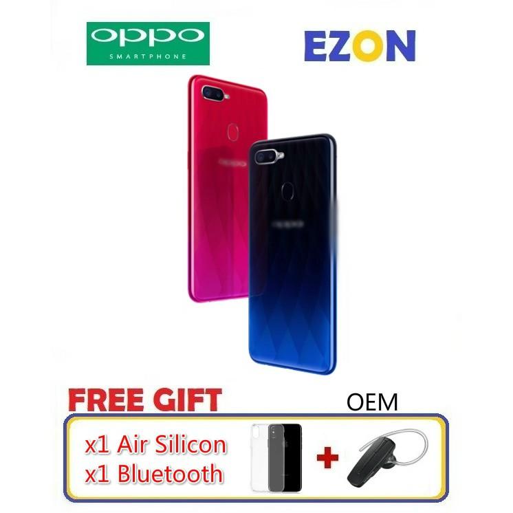 Oppo F9 Pro (Import Set)