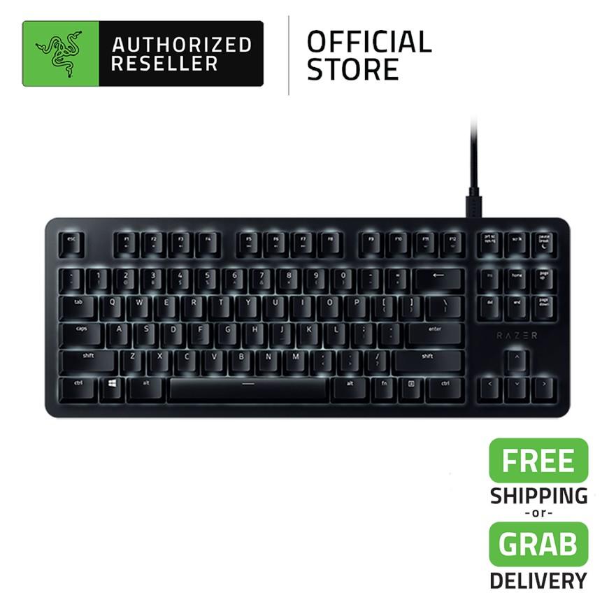 Razer Blackwidow Lite Mechanical Gaming Keyboard Silent and Compact Keyboard