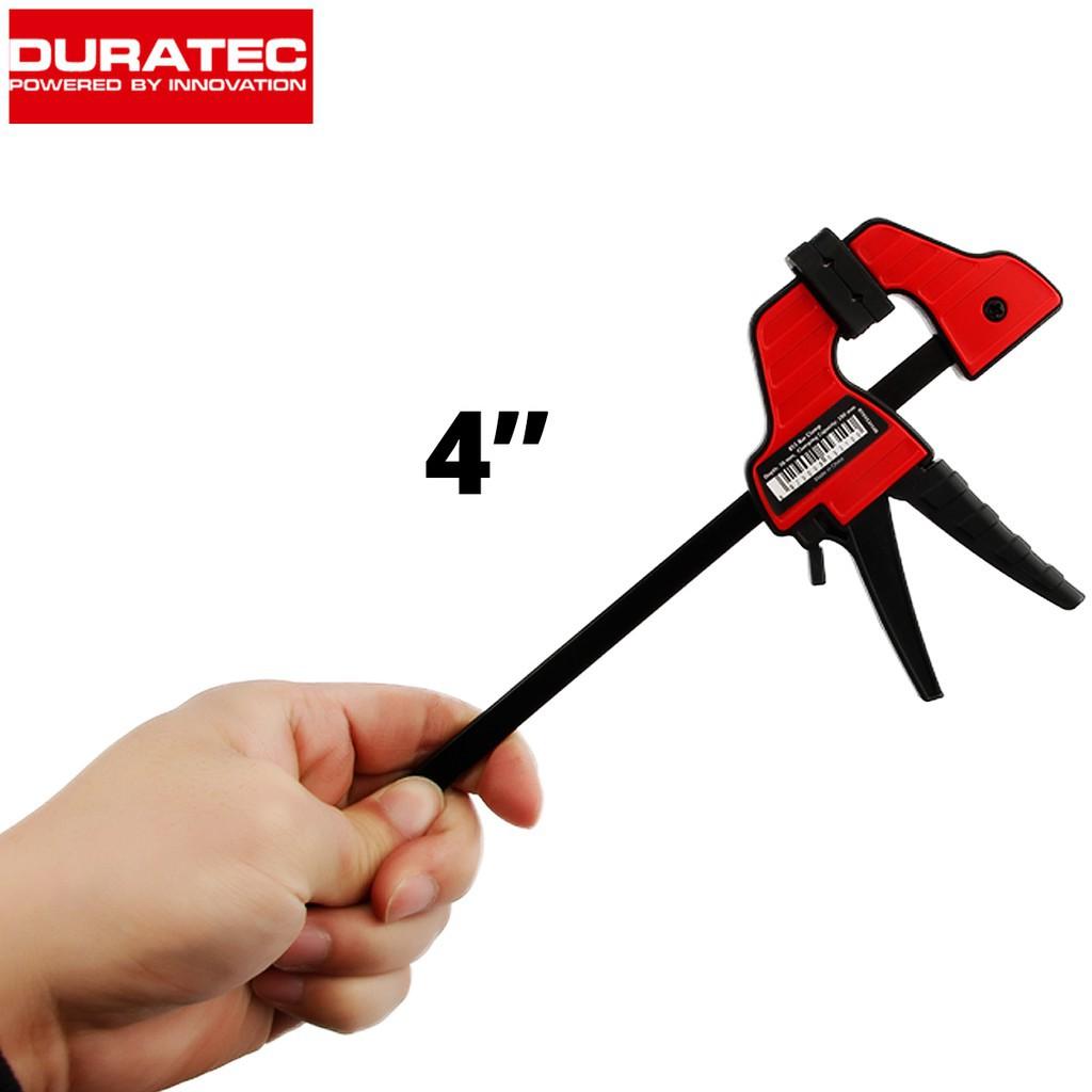 """DURATEC 855 Bar Wood Clamp 4"""" / 6"""" / 12"""""""