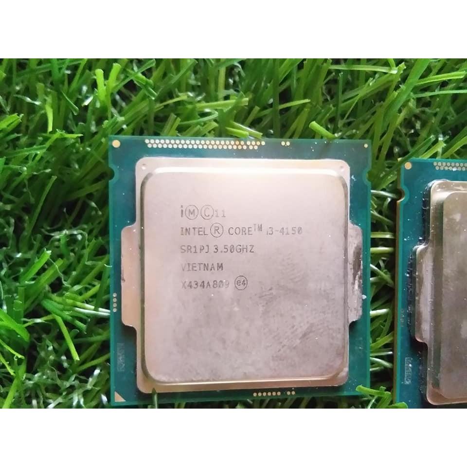 Intel® Core™ i3-4130 4150 Processor