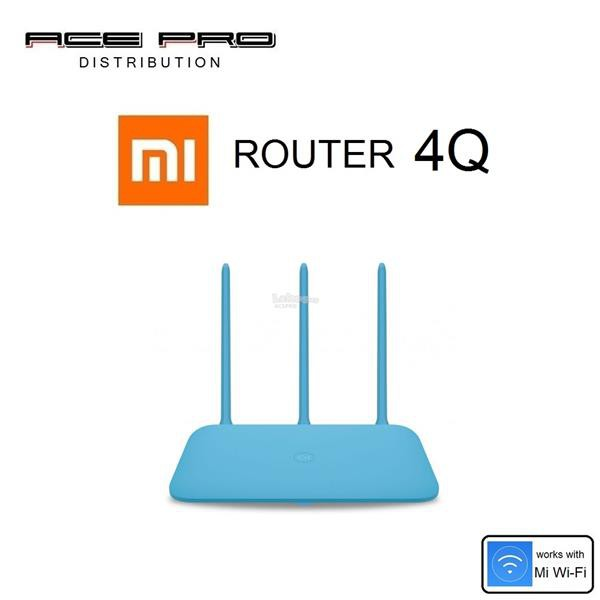 Xiaomi Mi Router 4Q - 3 Antennas 450Mbps WiFi Wireless Router 3x3 MIMO
