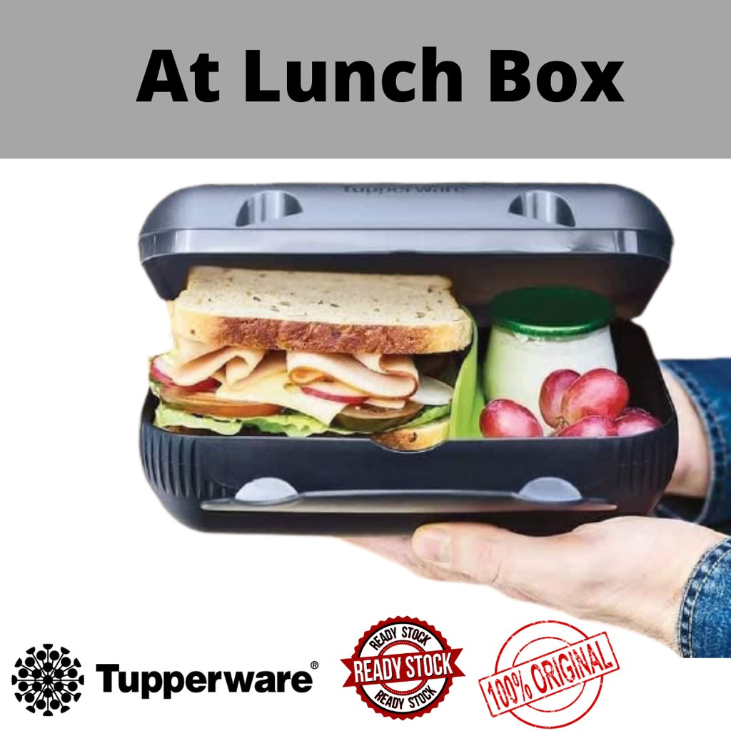 [READY STOCK] Tupperware At Lunch Box