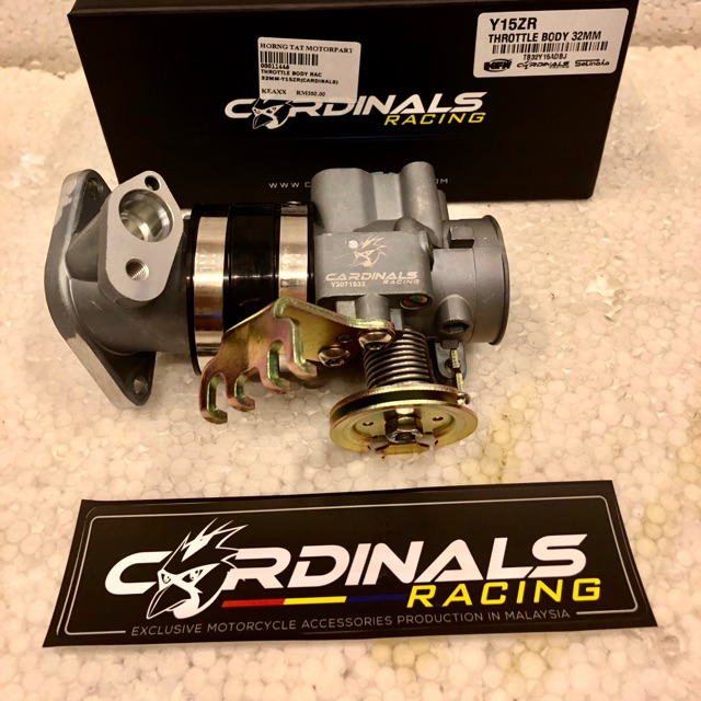 Throttle Body Jenama Cardinals For Yamaha Y15ZR