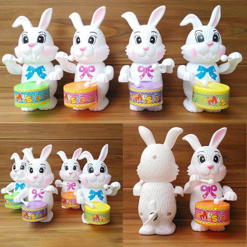 1PC.Hot Fashion Baby Boy Girls Rabbit Drum Educational Developmental.Musical Toy