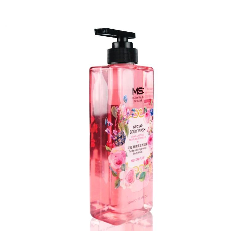 MS The body Emulsion Bodywash Shower Gel Collection 400ml