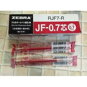 Zebra JF-0.7 Ink Refill 10pcs/box