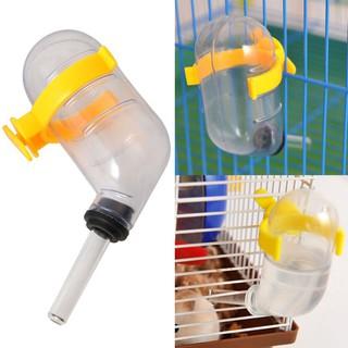 4eca77f00df0 🐾 For pets 🐾 Leak-proof Water Bottle Cute Hamster Rats Drinking ...
