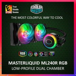 Cooler Master MasterLiquid ML120R RGB AIO Cooler - MLX-D12M-A20PC-R1