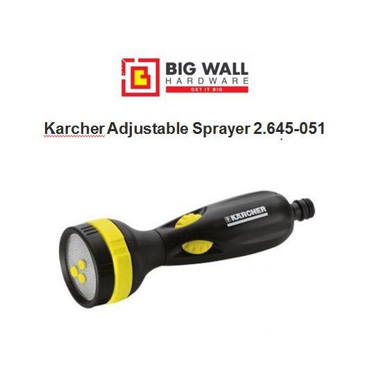 Karcher Adjustable Sprayer 2.645-051