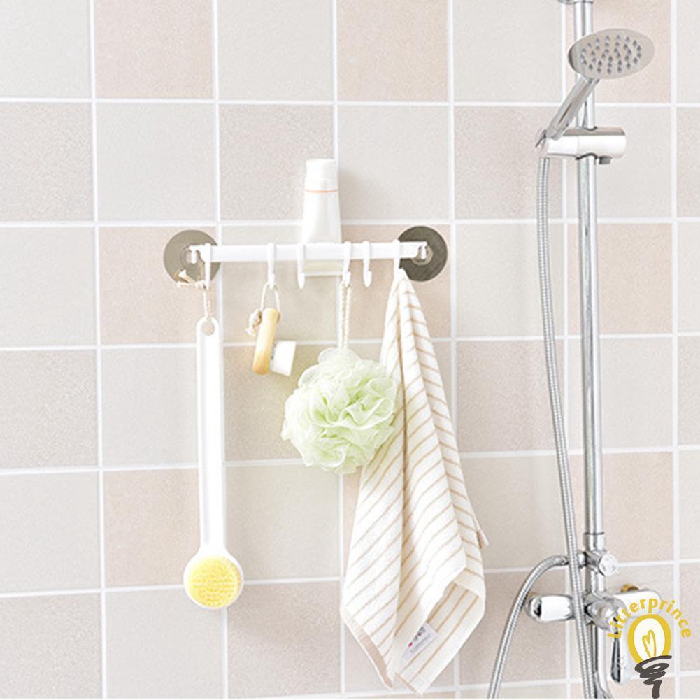 6-12pcs Towel Hooks Holder Racks Hanging Hooks for Kitchen Bathroom Wall Door