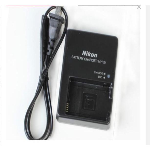 Nikon Camera Battery Charger MH-24 for D3100 D3200 D3300 D5100 D5200 D5300 EL14a | Shopee Malaysia