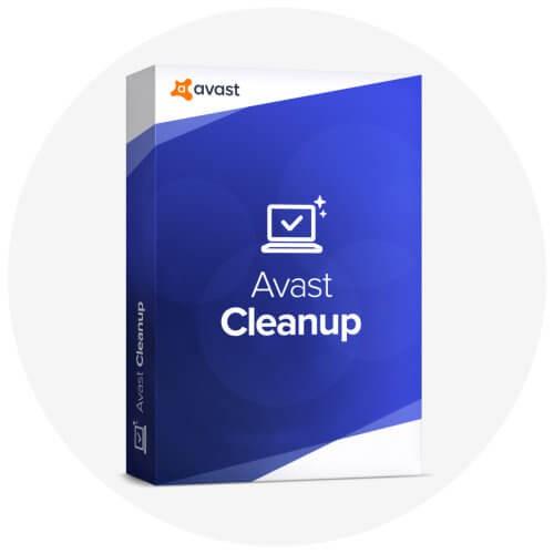 Avast Cleanup Premium 2PC Windows Version