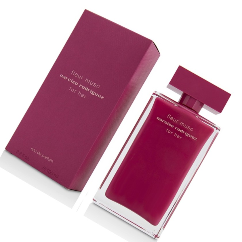 Narciso Rodriguez Fleur Musc For Her Edp 100ml Original Tester
