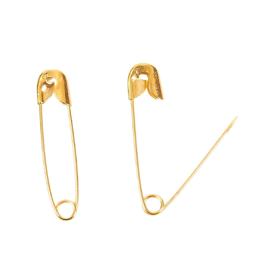 Sari Pins Safety Kilt Pins Craft Dressmaking Baby FREE P/&P Sewing