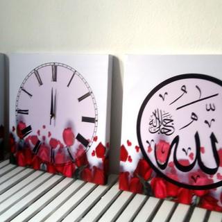 Frame Khat Kaligrafi Online Shop Shopee Malaysia