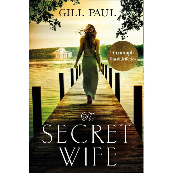 [Audiobook & eBook] The Secret Wife by Gill Paul