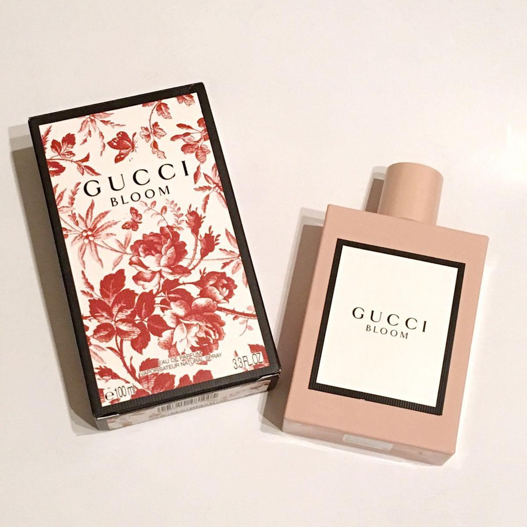 13a7db5cd Gucci Bloom For women 100ml EDP | Shopee Malaysia