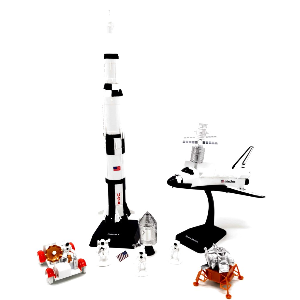 NEW RAY SPACE ADVENTURE PLAY SET MODEL KIT MODEL COLLECTION 20425