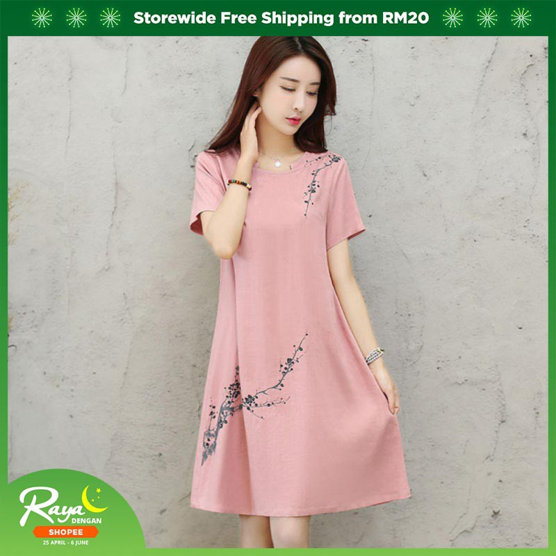 fd83ea4d8650 Buy Dresses Online - Women Clothes, {{time}} | Shopee Malaysia