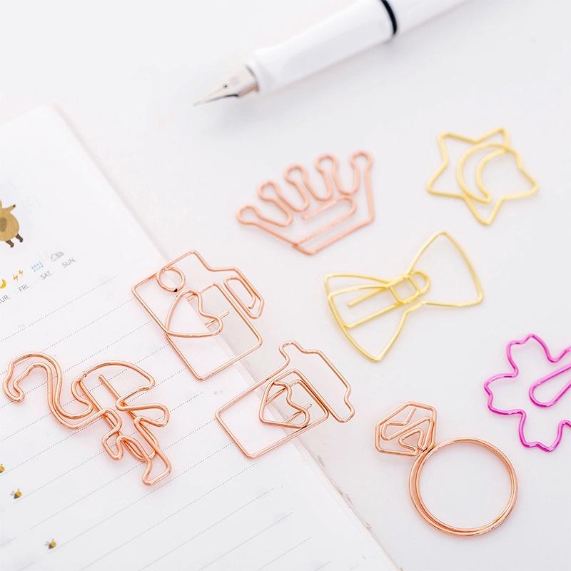 Office Photo Clip Supplies Love Heart Wooden Clips Pieces Craft Memo EG