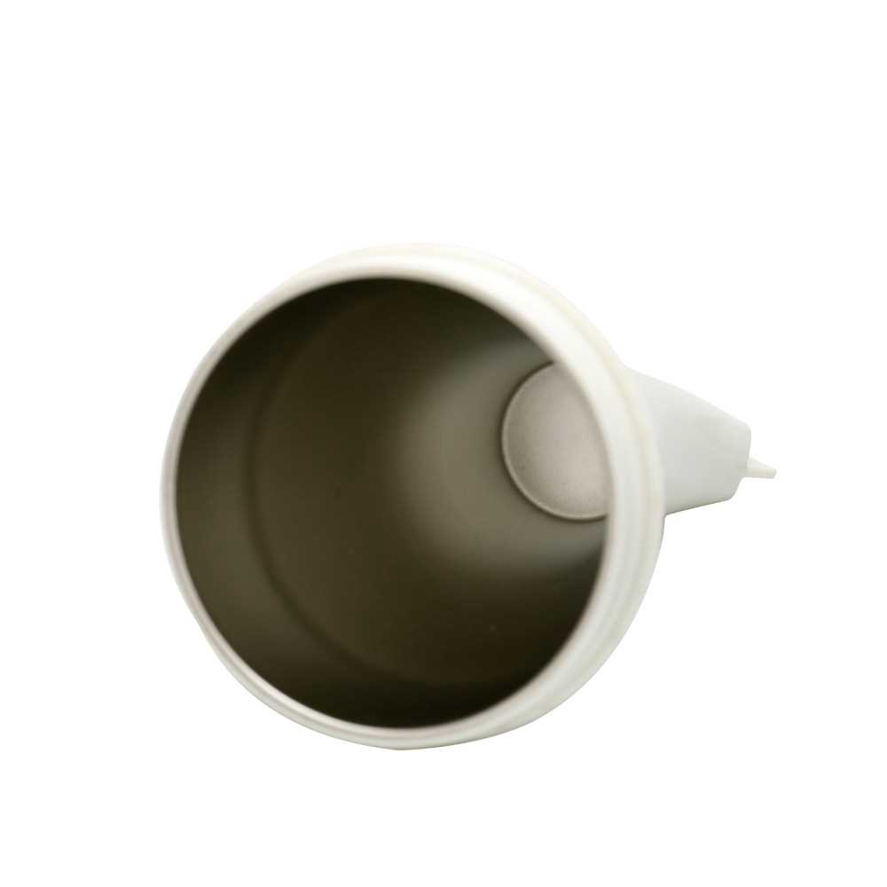 The Goat Cup. Horn Shape Coffee Mug. Stainless Steel Vacuum and Leak Proof