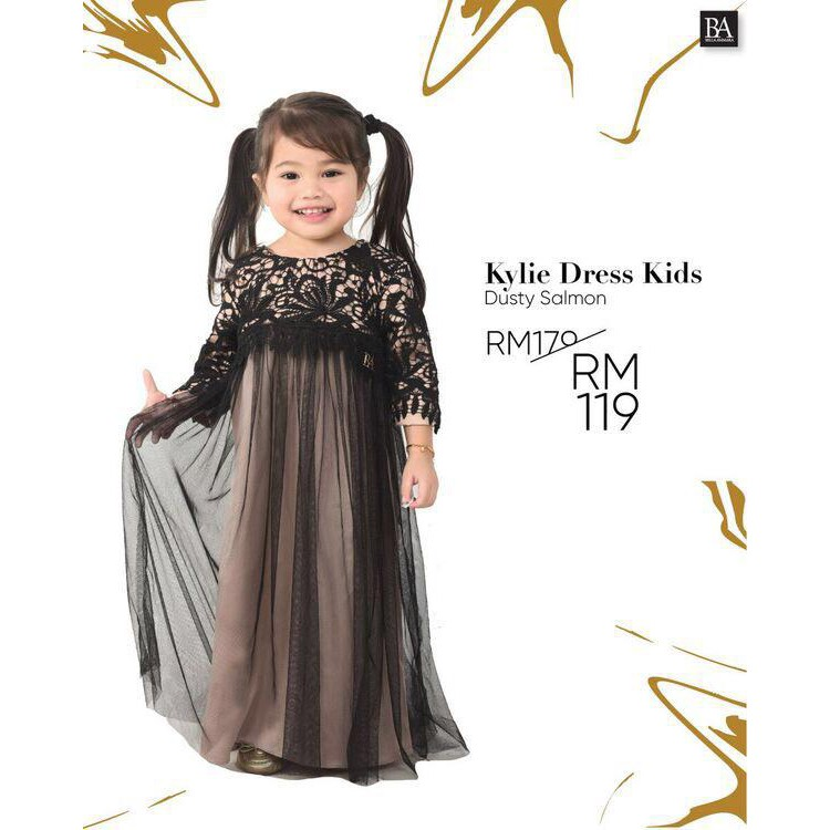 kids dress - Muslimah Jubah Prices and Promotions - Muslim Fashion Jan 2019 | Shopee Malaysia